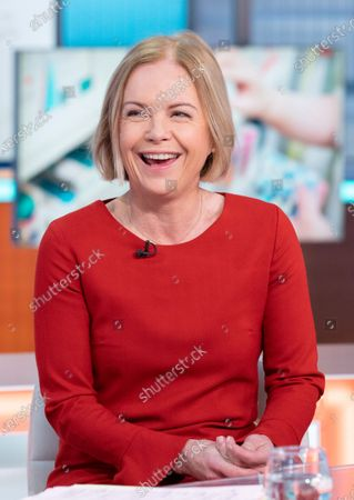 Editorial picture of 'Good Morning Britain' TV show, London, UK - 12 Feb 2020