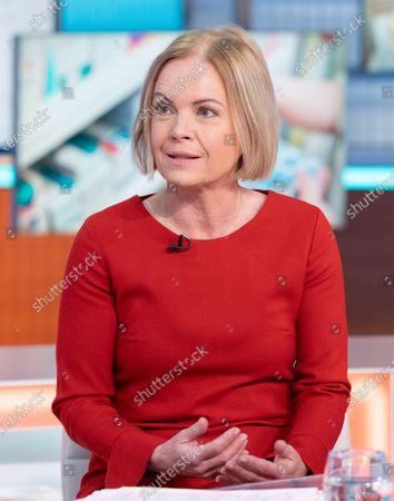 Editorial photo of 'Good Morning Britain' TV show, London, UK - 12 Feb 2020