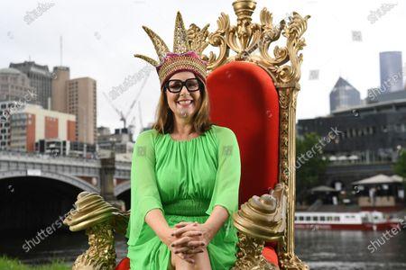 Editorial picture of Moomba Festival 2020, preview in Melbourne, Australia - 12 Feb 2020