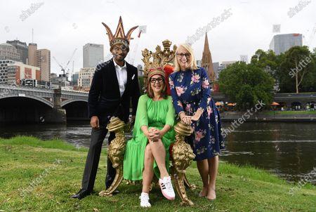 Editorial photo of Moomba Festival 2020, preview in Melbourne, Australia - 12 Feb 2020
