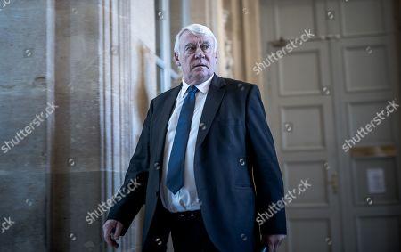 Stock Picture of Claude Goasguen.