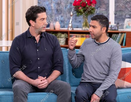 Editorial image of 'This Morning' TV show, London, UK - 12 Feb 2020