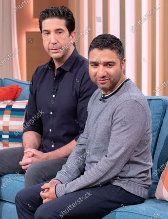 Editorial photo of 'This Morning' TV show, London, UK - 12 Feb 2020