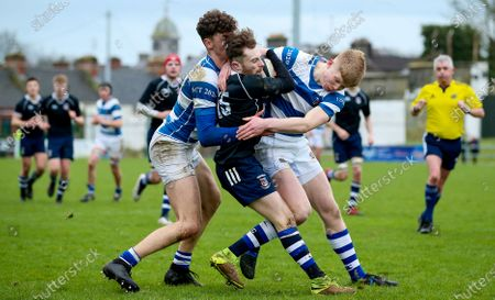 Editorial picture of Clayton Hotels Munster Schools Senior Cup Quarter-Final, Market's Field, Limerick - 12 Feb 2020