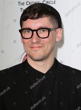 Stock Image of Tom Scutt