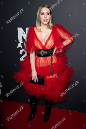 Editorial image of NME Awards, O2 Academy Brixton, London, UK - 12 Feb 2020