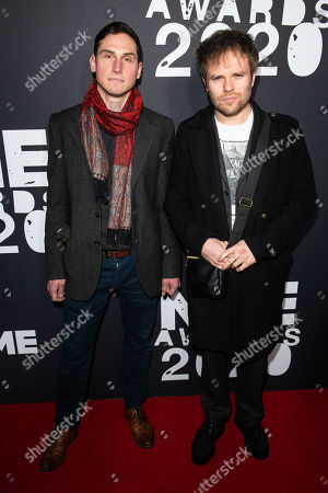 Rob Rolfe and Rou Reynolds