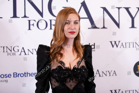 Editorial picture of 'Waiting for Anya' film premiere, London, UK - 12 Feb 2020