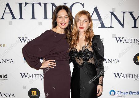 Editorial photo of 'Waiting for Anya' film premiere, London, UK - 12 Feb 2020