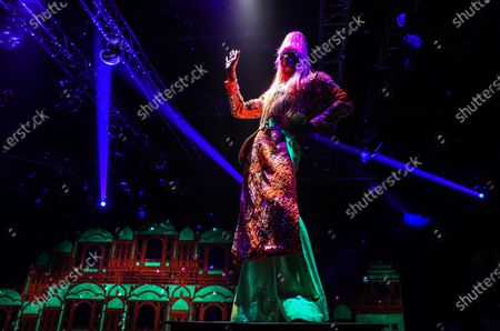 Editorial image of Manish Arora - Rrunway - Lakme Fashion Week Summer Resort 2020, Mumbai, India - 12 Feb 2020