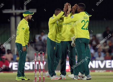 Editorial photo of England Cricket, EAST LONDON, South Africa - 09 Feb 2020