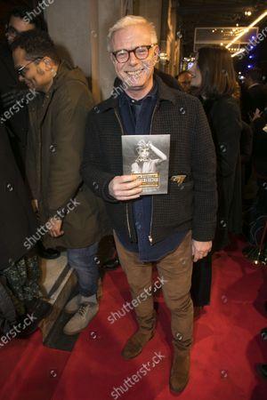 Editorial photo of 'Leopoldstadt' arrivals, Press Night, London, UK - 12 Feb 2020