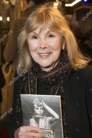 Stock Picture of Susan Hampshire