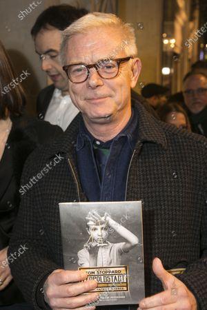Editorial image of 'Leopoldstadt' arrivals, Press Night, London, UK - 12 Feb 2020
