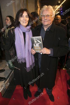 Sue Birtwistle and Richard Eyre