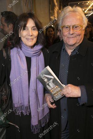 Editorial picture of 'Leopoldstadt' arrivals, Press Night, London, UK - 12 Feb 2020