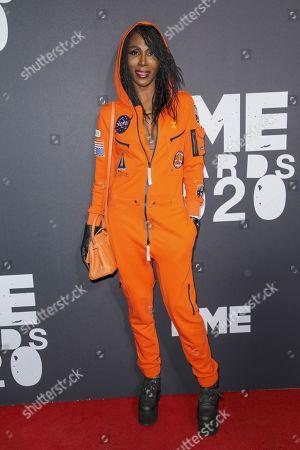 Editorial photo of NME Awards, O2 Academy Brixton, London, UK - 12 Feb 2020