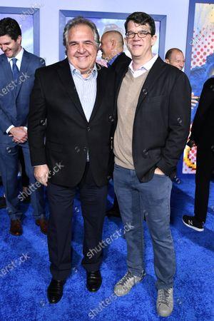 Editorial photo of 'Sonic the Hedgehog' film special screening, Arrivals, Regency Village Theatre, Los Angeles, USA - 12 Feb 2020