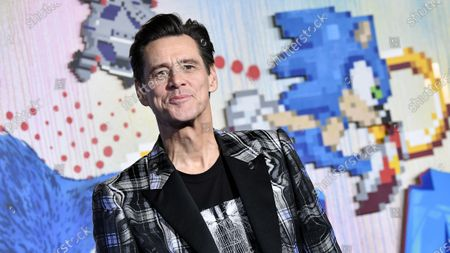 Stock Picture of Jim Carrey