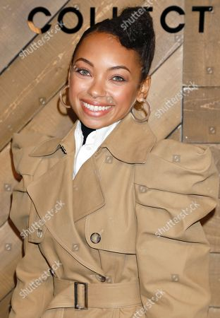 Editorial picture of Michael Kors show, Arrivals, Fall Winter 2020, New York Fashion Week, USA - 12 Feb 2020