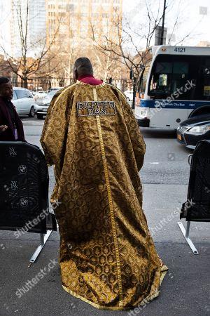 Editorial image of Fashion Week On The Street, New York, USA - 12 Feb 2020