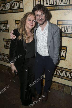 Sonia Friedman (Producer) and Joe Murphy