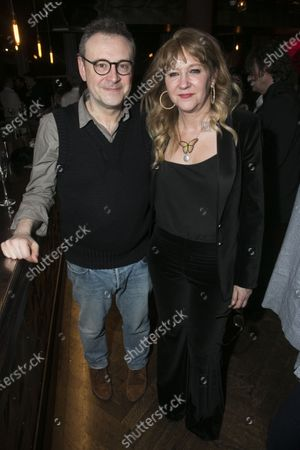 Editorial picture of 'Leopoldstadt' party, Press Night, London, UK - 12 Feb 2020