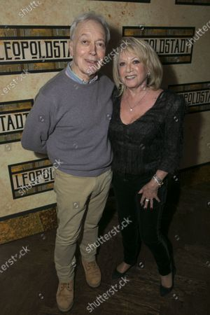 Editorial photo of 'Leopoldstadt' party, Press Night, London, UK - 12 Feb 2020