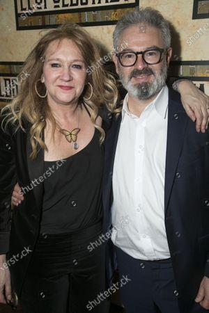 Sonia Friedman (Producer) and Neil Blair