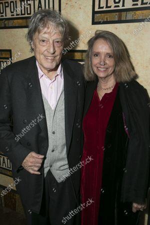 Tom Stoppard (Author) and Sabrina Guinness