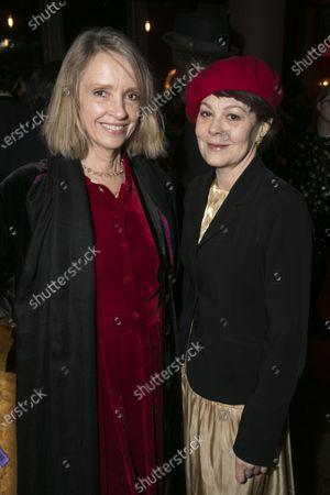 Editorial image of 'Leopoldstadt' party, Press Night, London, UK - 12 Feb 2020