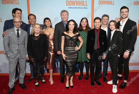 Editorial photo of Searchlight Pictures 'Downhill' film premiere, Arrivals, SVA Theatre, New York, USA - 12 Feb 2020