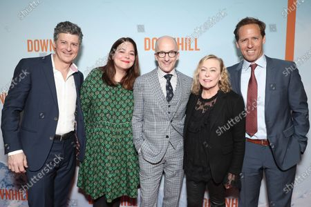 Producer Anthony Bregman, Producer Stefani Azpiazu, Director Jim Rash, Searchlight Pictures Nancy Utley and Director Nat Faxon