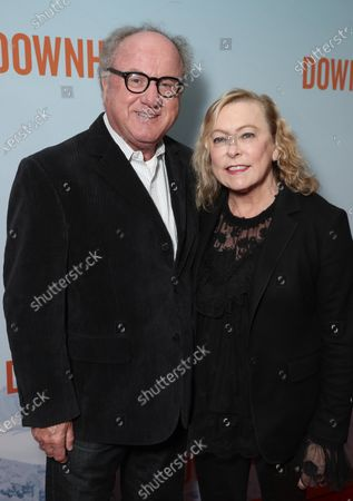 Raymond Fitzpatrick and Searchlight Pictures Nancy Utley