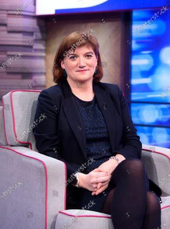 Editorial image of 'Peston' TV show, Series 4, Episode 5, London, UK - 12 Feb 2020