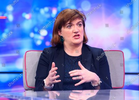 Stock Picture of Nicky Morgan