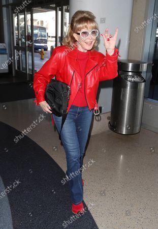 Stock Photo of Barbara Eden
