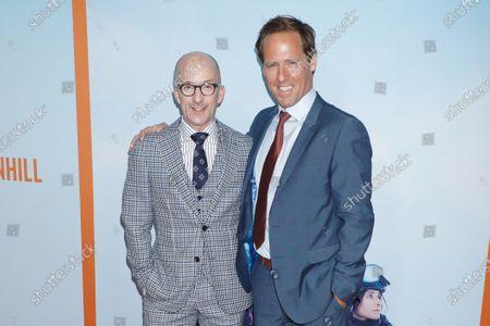Jim Rash and Nat Faxon, Co-directors