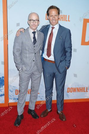 Editorial photo of 'Downhill' film premiere, Arrivals, New York, USA - 12 Feb 2020