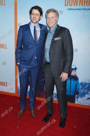 Editorial picture of 'Downhill' film premiere, Arrivals, New York, USA - 12 Feb 2020