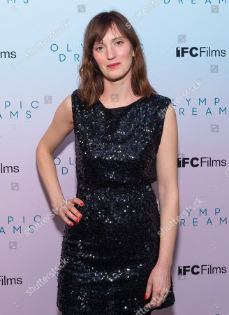 Editorial picture of 'Olympic Dreams' film screening, IFC Center, New York, USA - 12 Feb 2020