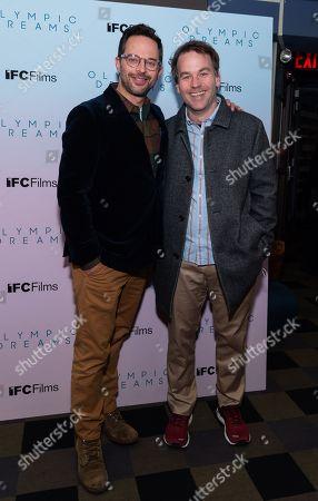 Nick Kroll and Mike Birbiglia