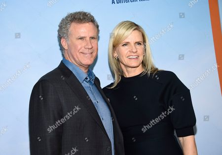 """Editorial picture of NY Premiere of """"Downhill"""", New York, USA - 12 Feb 2020"""
