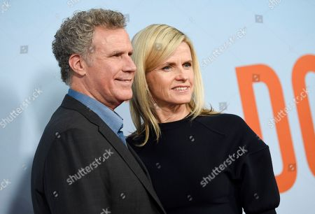 """Editorial image of NY Premiere of """"Downhill"""", New York, USA - 12 Feb 2020"""