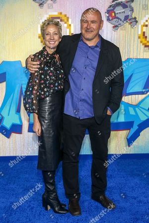 Editorial picture of 'Sonic the Hedgehog' film special screening, Arrivals, Regency Village Theatre, Los Angeles, USA - 12 Feb 2020