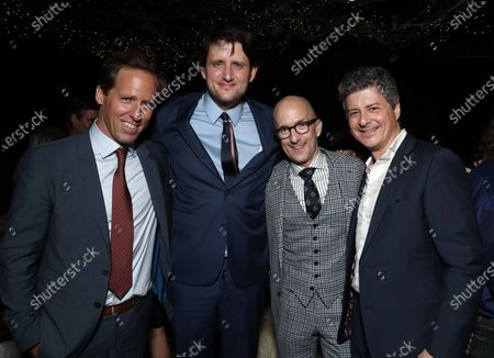 Directors Nat Faxon, Zach Woods, Director Jim Rash and Producer Anthony Bregman