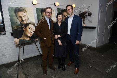 Stock Picture of Lisa Barros D'Sa, Glenn Leyburn, Andrew Karpen