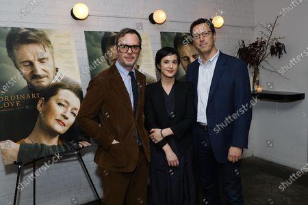 Editorial photo of NY Screening of 'Ordinary Love', New York, USA - 12 Feb 2020