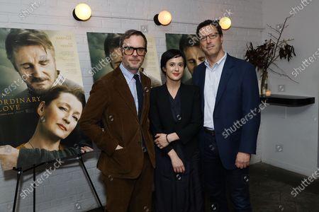 Editorial image of NY Screening of 'Ordinary Love', New York, USA - 12 Feb 2020