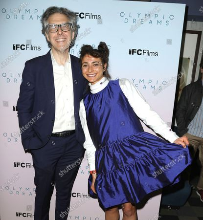 Ira Glass and Alexi Pappas